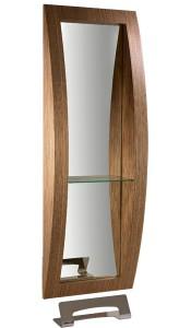 foto specchiera in legno